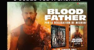 Concours gagnez 5 codes VOD pour visionner le film Blood Father