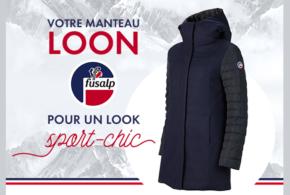 Concours gagnez 5 manteaux Loon Fusalp