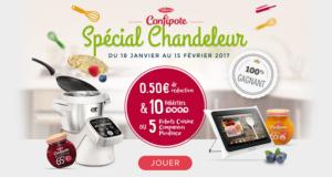 Concours gagnez 5 robots Companion Moulinex