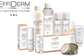Échantillons gratuits d'Eau Micellaire Hydratante Effiderm