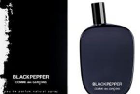 Échantillons gratuits du parfum Black Pepper Comme des garçons