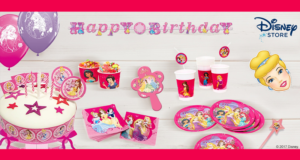 1 anniversaire pour votre enfant sur le thème des Princesses Disney
