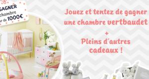 1 chambre complète pour bébé Vertbaudet