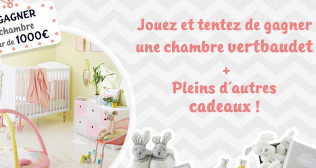 1 chambre complète pour bébé Vertbaudet - Échantillons Gratuits France