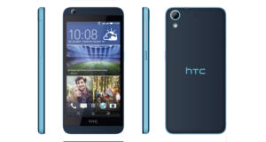 1 smartphone HTC Desire 626