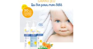 30 lots de 3 produits de soins bébé Fleurance Nature