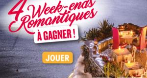 4 coffrets Smartbox Voyage savoureux et romantiques