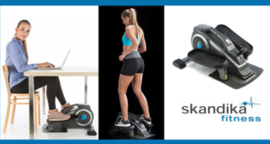 8 appareils de fitness Sit-Fit Skandika