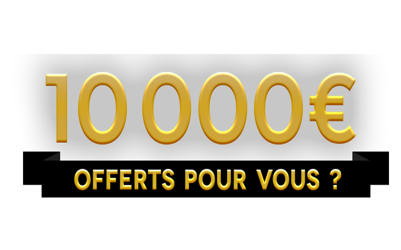 concours gagnez 1 ch que de 10000 euros chantillons gratuits france. Black Bedroom Furniture Sets. Home Design Ideas
