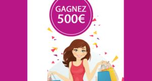 Concours gagnez 2 chèques bancaire de 250 euros