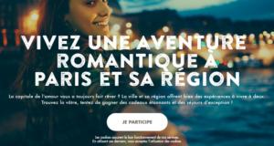 Concours gagnez 4 séjours d'exception pour 2 personnes à Paris