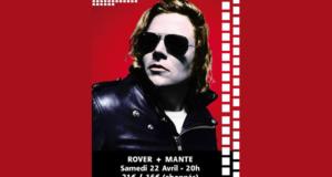 Invitations pour le concert de Rover à Savigny-le-Temple