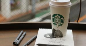 La 2ème boisson Chocolat Chaud offerte chez Starbucks