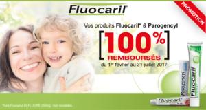 Produits Fluocaril et Parogencyl 100% remboursé