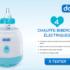 Test produit, Chauffe-biberons électriques