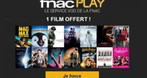 Un film gratuit pour les adhérents Fnac