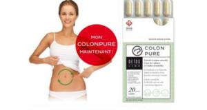 Échantillons gratuits, Cure découverte Colonpure