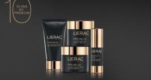 10 produits de soins Crème Soyeuse Anti-âge absolu de Lierac