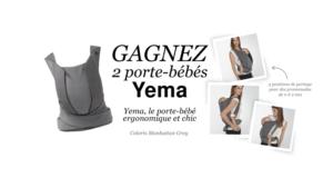 2 porte-bébés Yema