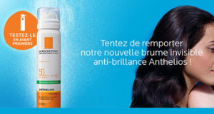 2500 brumes invisibles Anthelios SPF 50 à tester