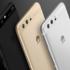 3 smartphones Huawei P10