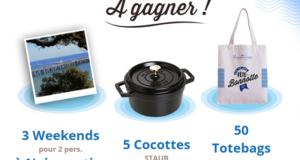 3 week-ends pour 2 personnes sur l'Ile de Noirmoutier