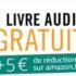 5€ offerts en bon d'achat Amazon