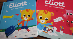 70 livres jeunesse Eliott