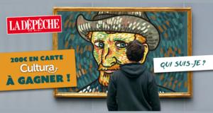 Carte cadeau Cultura de 200 euros