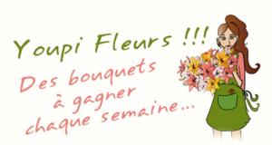Chaque semaine bouquet de fleurs