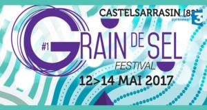 Invitations pour le Festival Grain de sel