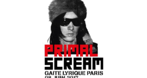 Invitations pour le concert de Primal Scream