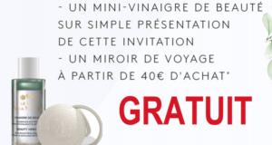 Mini vinaigre de beauté Aura Mirabilis Gratuit