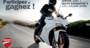 Moto Ducati Super Sport