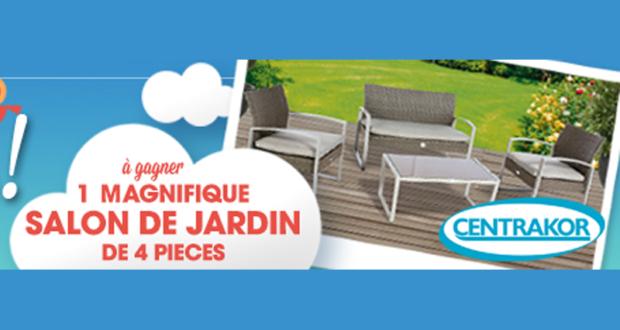 Salon de jardin crete chantillons gratuits france - Salon de jardin france ...