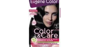 Testez le nouveau Color & Care -Coloration et Soin d'Eugène Color