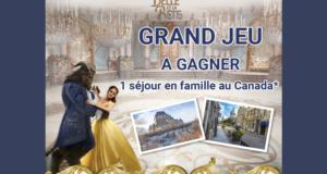 Voyage de 6 jours en famille au Canada