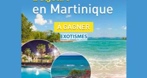 Voyage pour 2 personnes en Martinique