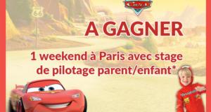 Week-end pour 2 à Paris avec un stage de pilotage d'une Porsche