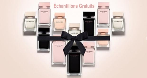 Échantillons de Parfum ou tote bag Narcisso Rodriguez