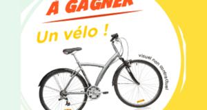 1 vélo et 15 cartes cadeau Décathlon