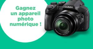 2 appareils photo numérique Panasonic Lumix