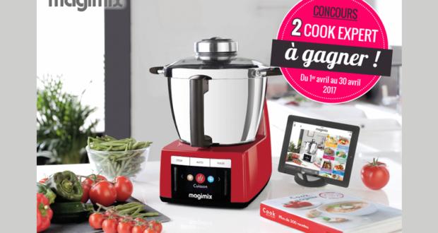 2 robots de cuisine cook expert magimix chantillons for Cuisine a 3000 euros