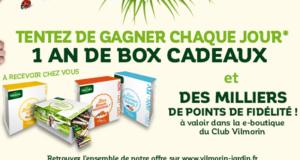 90 box de jardinage saisonnières