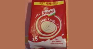 Babybel Minis Roulés 100% remboursé