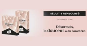 Carte Noire Douceur Intense 100% remboursé
