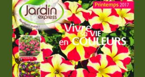 Catalogue Jardin Express printemps 2017