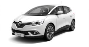 Voiture modèle Renault Scenic