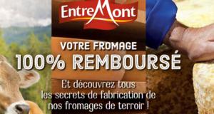 Votre fromage de terroir 100% remboursé
