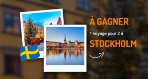 Voyage de 4 jours pour 2 personnes en Suède
